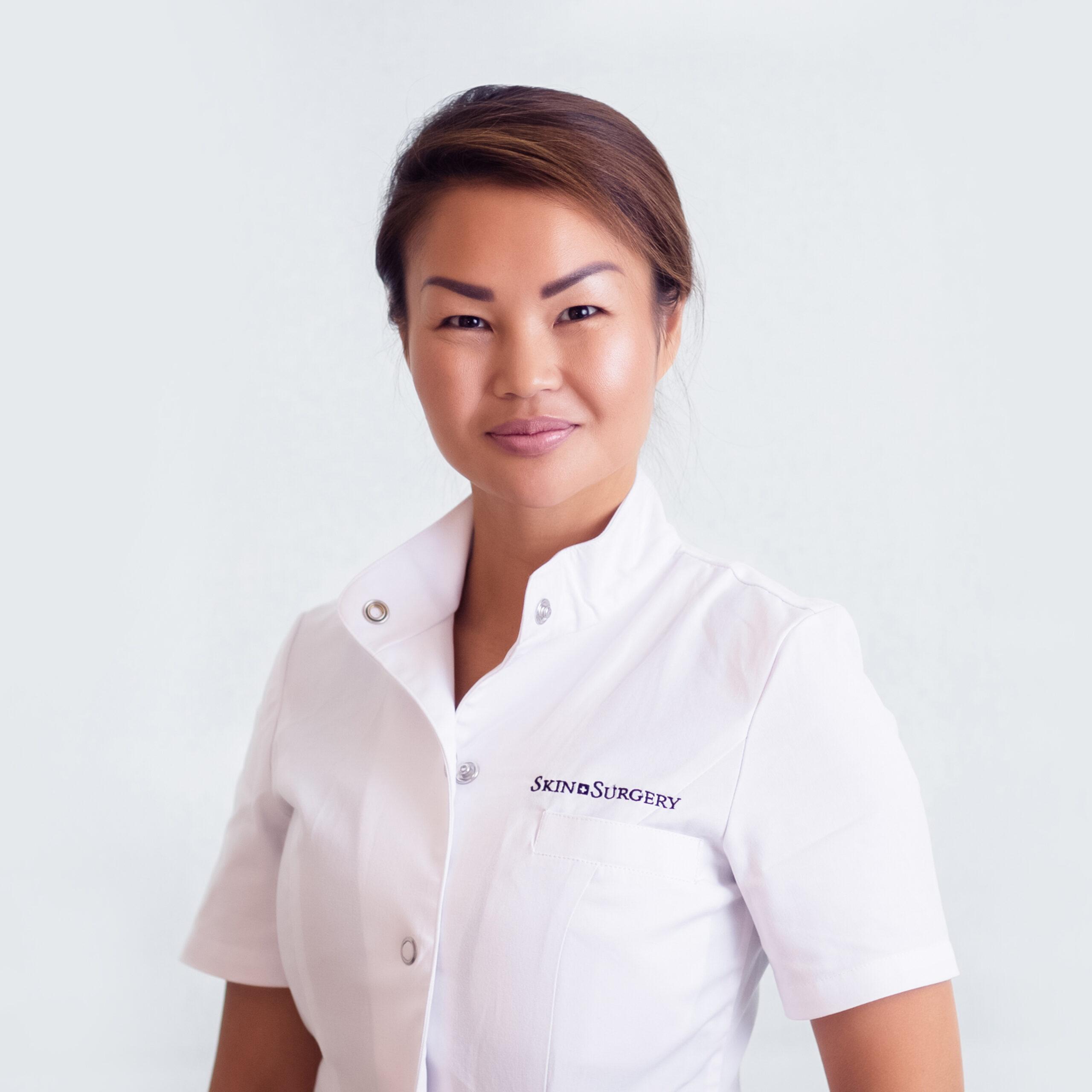 dr. Thanya Tha-In